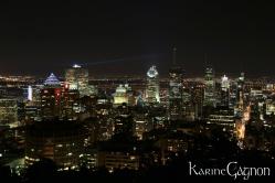 Montreal by night-Montréal de nuit