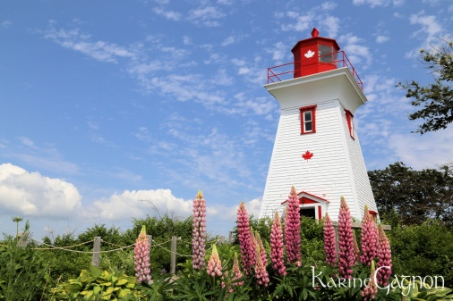 Victoria-By-The-Sea lighthouse, Victoria-By-The-Sea, PEI