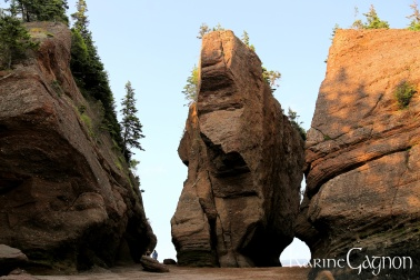 Hopewell Rocks, Hopewell Cape, NB